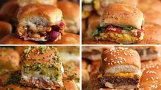 Sliders 4 Ways... - Totally Delectable