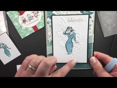 Video: Coloring With Alcohol | Linda Heller/StampingSchool https://lindastamps.wordpress.com/2016/11/16/video-coloring-with-alcohol/                                                                                                                                                                                 More