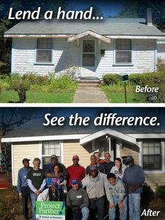 The power of Thrivent Builds Repairs with Habitat for Humanity!