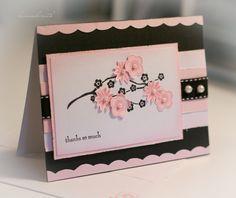 Thanks So Much! by girlzclubstampers - Cards and Paper Crafts at Splitcoaststampers