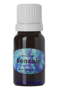 Styrax resin (benzoin oil) properties