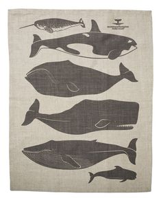 il fullxfull.129175620 Whale Tea Towel, Print and Cards
