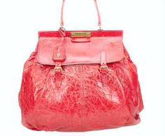 ORIGINAL MIU MIU by PRADA TASCHE ROT Echt Leder BEUTEL TOP Handbag Bag in Kleidung & Accessoires, Damentaschen | eBay