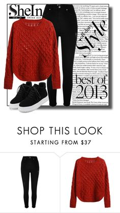 """""""SheIn9"""" by irmica-831 ❤ liked on Polyvore featuring River Island"""