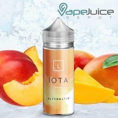 Iota Alternativ e-liquid by Marina Vape   100ml VapeJuiceDepot