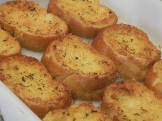 Torrada de queijo de Microondas