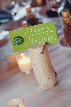 14 Ways To Make Beer A Part Of Your Wedding...if only I had Pinterest before we were married lol