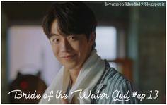 Love Moon ♥ My Blog: [SUBITA] Bride of the Water God #ep.13 #Bride_of_the_Water_God #Subita