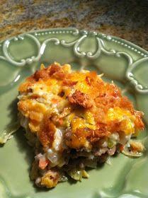 Twirl and Taste: Cheddar Cabbage Casserole - a favorite supper on a cold and wintery night