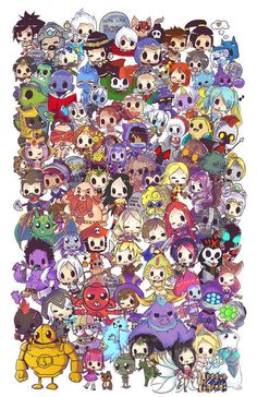 Ultimate Chibi collection