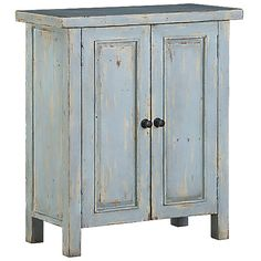 Featuring solid wood throughout and old world cabinet construction, every detail of the Tuscan Retreat 2-door cabinet is designed to bring you years of enjoyment.