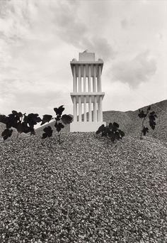 Ettore Sottsass | Metafore |  Disegno di una bellissima archittetura. E allora?, 1976