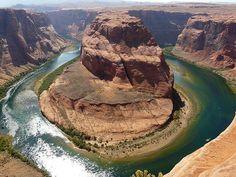 Horseshoe Bend, Arizona-Colorado River
