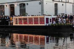 The Floating Cinema Crate Crafts, You're Awesome, East London, Meeting New People, Craft Beer, Pop Up, Crates, Cinema, Beer Brewery