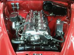 Jaguar Mark 2 engine