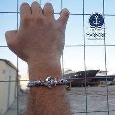 Vivi la tua estate in piena libertà. Visita il sito marinerie.it #merinèrie #braccialiancora #stilenavy #ancora #viaggi #vacanze #giramondo #girodelmondo
