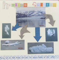 Hubbard Glacier - Scrapbook.com