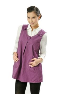Anti-Radiation Shield Maternity Dresses for Pregnant Women, One Size, Purple, Clothes Code:8903188 OURSURE.COM. $69.96