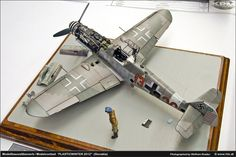 Great detail work. And the weathering is not overdone.