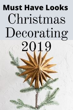 Christmas Decorating ideas 2019
