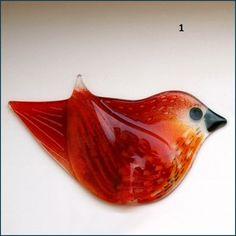 Ptáček v červené  / 2001
