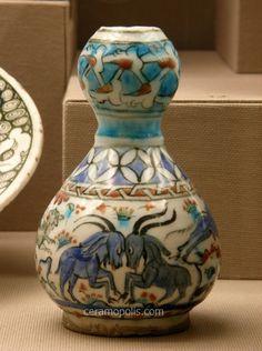iznik pottery | ... Ceramics - Iznik Pottery on Pinterest | Turkey, Dishes and Pottery
