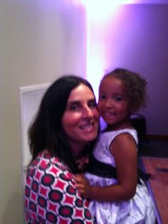 Aunt Ann and Ava