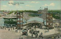 Old Venice Postcard.