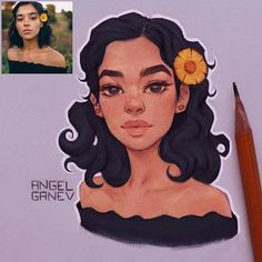 cute drawings of animals Girl Drawing Sketches, Pencil Art Drawings, Cool Art Drawings, Beautiful Drawings, Art Du Croquis, Cartoon Kunst, Photo To Cartoon, Art Mignon, Kunst Poster