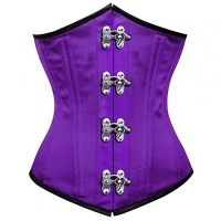 Purple awesome corset,under the bust