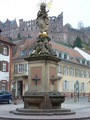 Heidelberg, Germany!!!  Omg!  I used to live here!!  I loved it!!