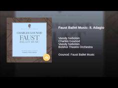 Faust Ballet Music: II. Adagio