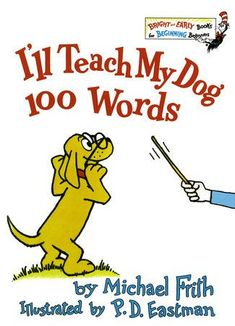 Illus. in full color. Beginning readers can learn 100 different words in this story about a remarkable dog.