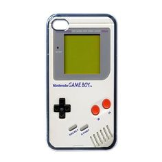GAME BOY iphone 4 4s case cover - PDA Accessories