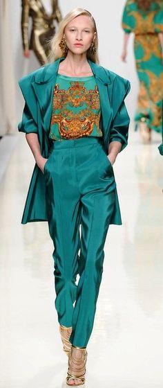 #valentine Yudashkin^#2014#spring#gold#shoes#classy #colourful #style #fashion #fashinable #elegance #стиль #мода#runway