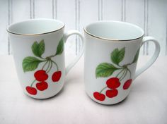 Hey, I found this really awesome Etsy listing at https://www.etsy.com/listing/194688324/vintage-otagiri-cherry-coffee-mugs-fruit