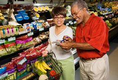 Dr. Ozs Longevity Grocery List - Foods for a Long Life - Oprah.com