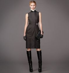 DRESSES & SKIRTS | CHESHAM DRESS | Belstaff