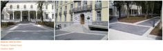Project (7) Material: G684 & G603 Products: Flamed Paver Country: Spain