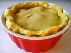 Grain Free & Gluten Free Pie Crust, Holistic Recipe