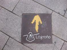 Logroño, where I spend a few days in hospital :/