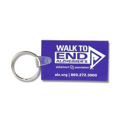 Getting ready for this year's Walk to End Alzheimer's - Walk to End Alzheimer's key chain