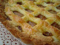 Pasta frola de batata + receta del dulce de batata