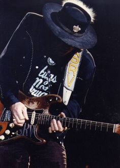 Stevie Ray Vaughan and Double Trouble - June - Met Center - Bloomington, MN. Stevie Ray Vaughan, Eric Clapton, Bass, Brandy Love, Dallas, Gary Clark Jr, Best Rock, Blues Music, Music Icon