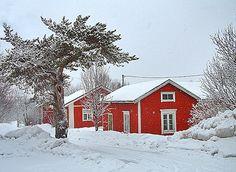 Iin Hamina, Northern Ostrobothnia - Pohjois-Pohjanmaa - Norra Österbotten