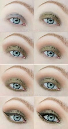 Eye Makeup Tips – How To Apply Eyeliner – Makeup Design Ideas Daily Eye Makeup, Eye Makeup Steps, Smokey Eye Makeup Tutorial, Skin Makeup, Eyeliner Makeup, Makeup Geek, Makeup Art, Makeup Tips, Makeup Ideas
