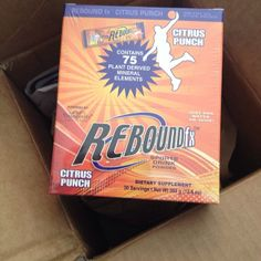 @lv_digitaldiva I've got THE BEST sports drink for you! Dump that Gatorade, Powerade and Vitamin Water down the drain and try #Rebound! #youngevity