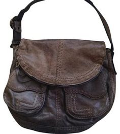 447e8990371d Lucky Brand Foldover Pocket Shoulder Bag Lucky Brand, Fanny Pack, Leather  Backpack, Hip
