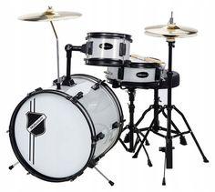 Perkusja Dla Dzieci Millenium Youngster Srebrna 8537775554 Oficjalne Archiwum Allegro Music Instruments Instruments