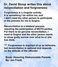 Forgiveness is required. Reconciliation is conditional. Cool Words, Wise Words, Narcissistic Disorder, E Bible, Attitude Quotes, Life Quotes, Positive Inspiration, Marriage Relationship, Emotional Abuse